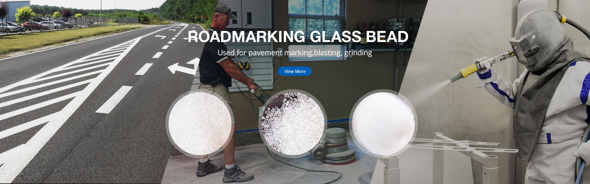 Road Marking Glass Bead