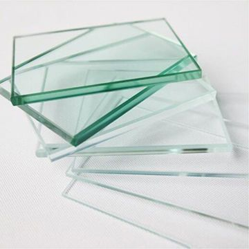 Tinted tempered glass sheet