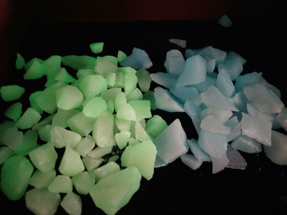 Luminous Glass Sand